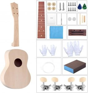 Penau DIY Ukulele Kit